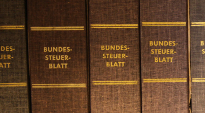 BSteuerblatt